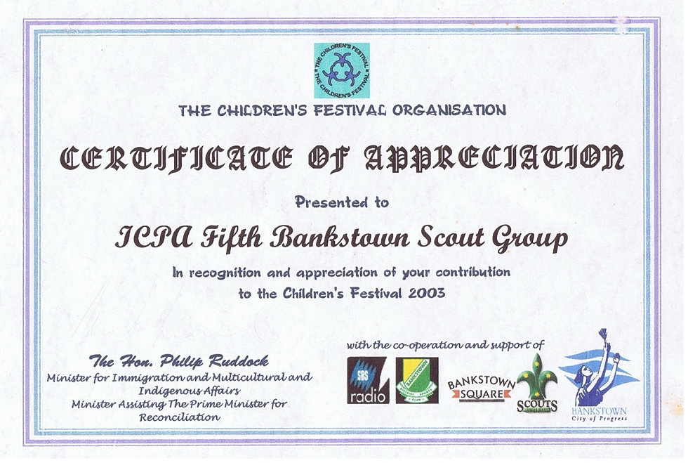 Certificate of appreciation girl scouts images certificate certificate of appreciation girl scouts gallery certificate certificate of appreciation girl scouts choice image certificate certificate yadclub Image collections