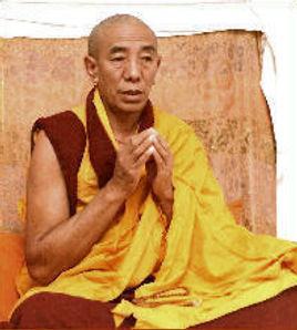 Maestro buddhismo tibetano