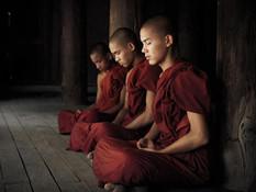Non e' necessario rifugiarsi in una caverna per Meditare