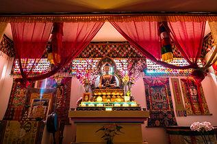 Centro studi buddismo tibetano Jang Chub di Paladina