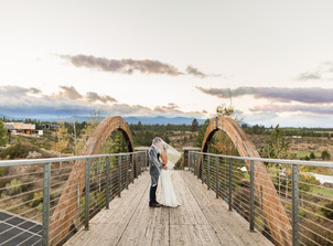 Bend Oregon Wedding at Tetherow {Josie & Zach}