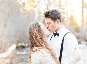 Romantic Central Oregon Portraits {Rebekah & Nathan}