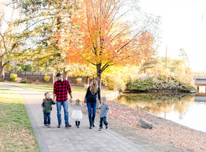 Pioneer Park Portrait Session {Smith Family}|