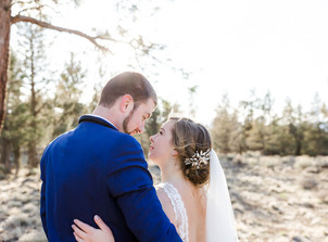 Leap Day Wedding in Sisters, OR {Kelsey & Jordan}