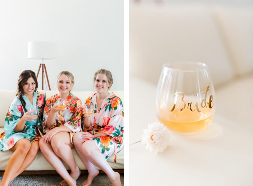 Bridesmaids in Bend Oregon