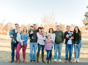 Extended Family Session {McMillian}