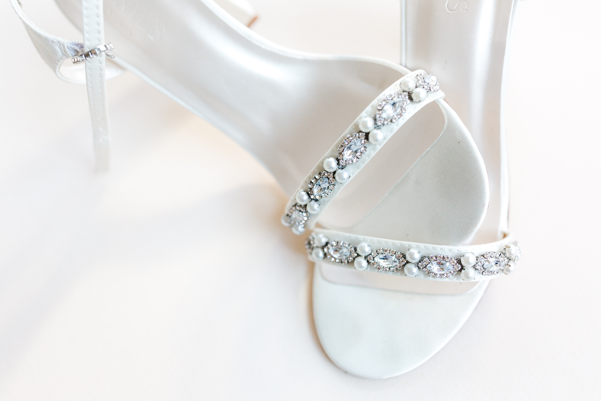 Wedding shoes in Bend Oregon