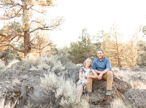Couples Session at Tumalo State Park {Jayana and Steven}