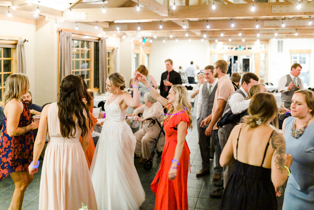 Aspen Hall Wedding in Bend Oregon