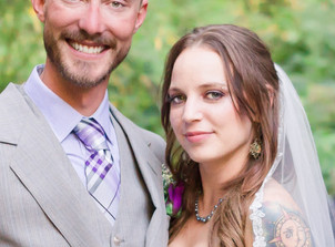 Keith & Ruthie's Hot Springs Wedding