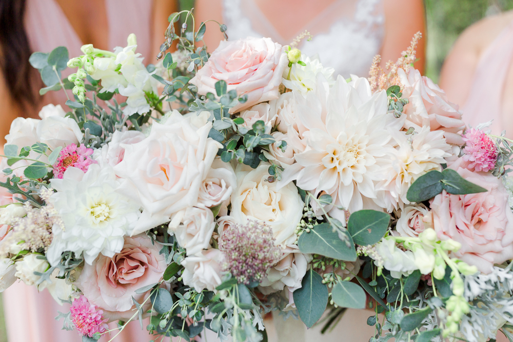 Wedding bouquets by Roots Wild