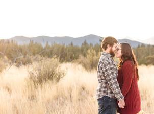 Austin & Anna's Autumn Engagement Session