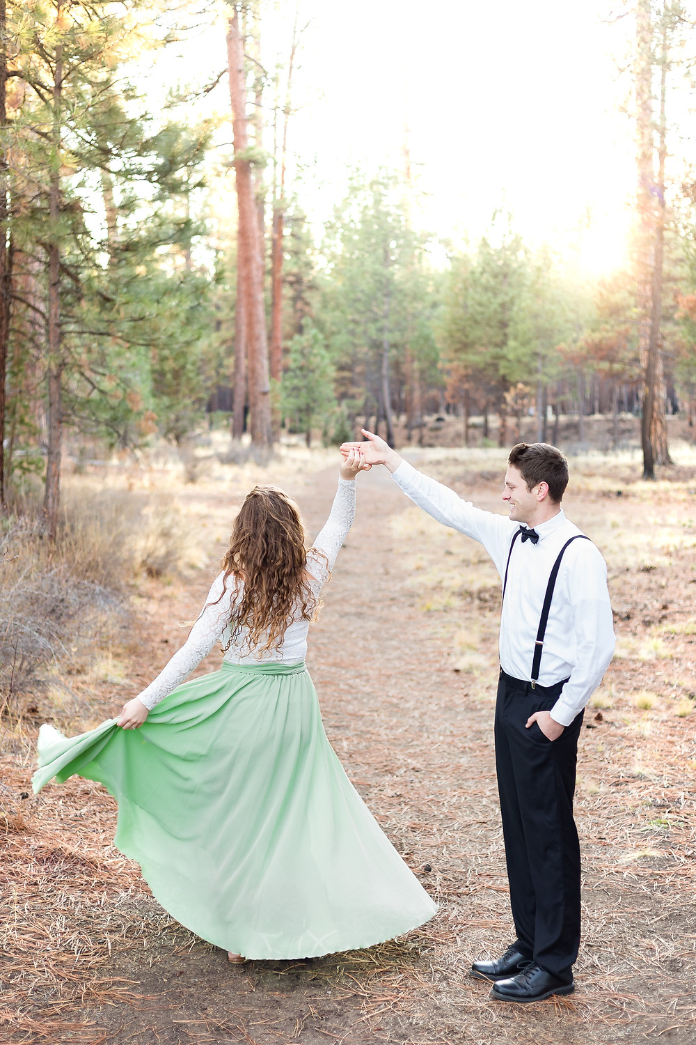 Bend Oregon Engagement Session