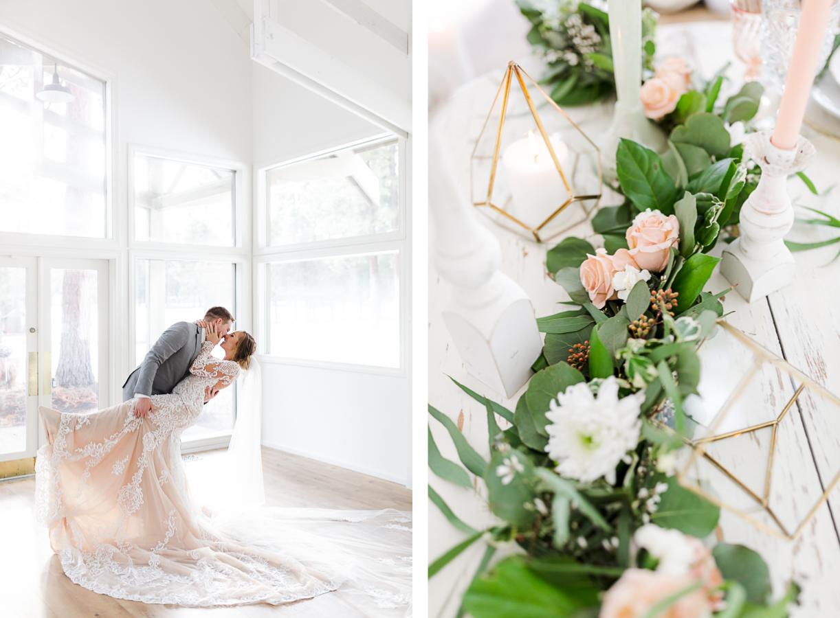 White Aspen Creative Wedding Bend Oregon