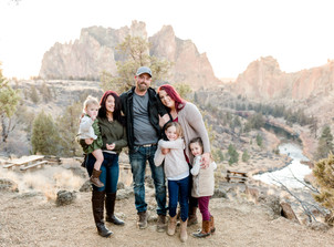 Smith Rock Family Session {Harper Family}