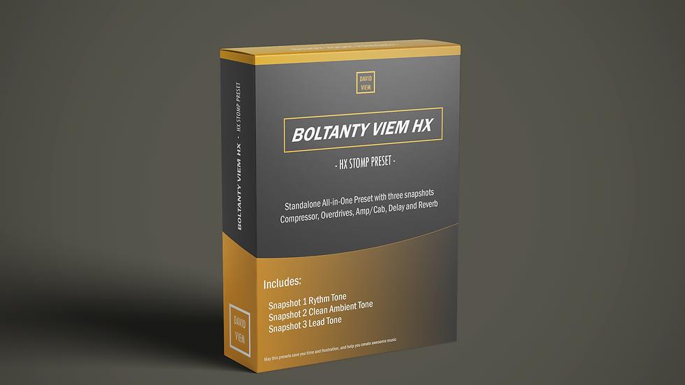 Boltanty Viem HX Stomp Preset