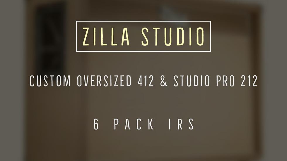 Zilla Studio 412 212 6 Pack IR