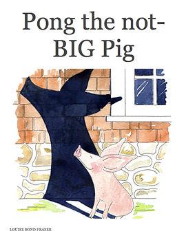 Author Illustrator, Children's Book Cover