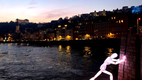 LYON, THE BRIGHT CITY • A TRAVEL GUIDE FOR THE FESTIVAL OF LIGHTS (2020)