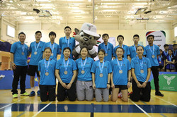TDBA OWG Silver Medalists