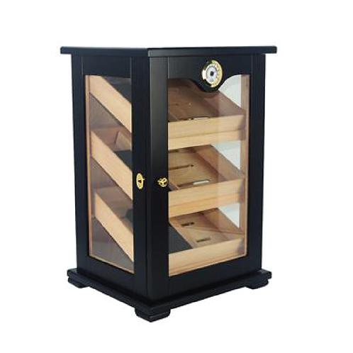 150 CT Wooden Cigar Cabinet