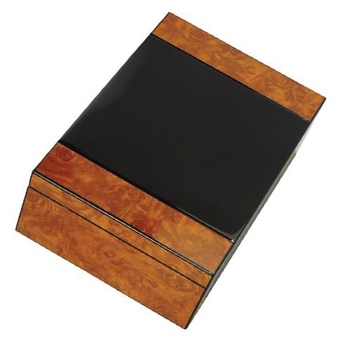 50 CT Wooden Humidor