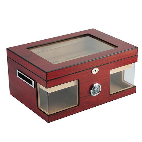 Cigar Box with Acrylic Window