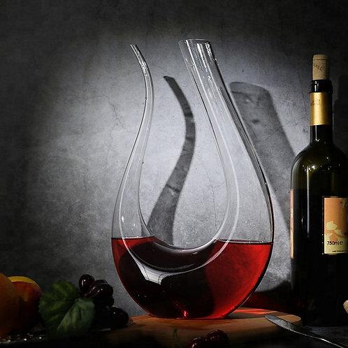 Wine Decanter - U Shaped
