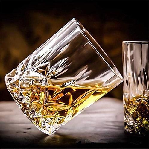 Whiskey Glass Tumbler (set of 2)