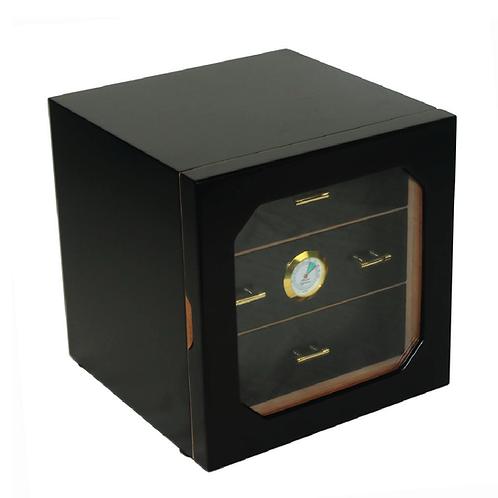 Walnut Wooden Cigar Cabinet