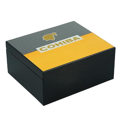 25 CT COHIBA Wooden Cigar Box