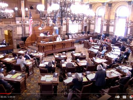 Sen. Jeff Pittman's 2021 Legislative Update #2