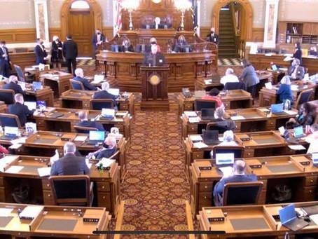Sen. Jeff Pittman's 2021 Legislative Update #9