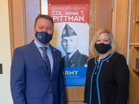 Sen. Jeff Pittman's 2021 Legislative Update #8