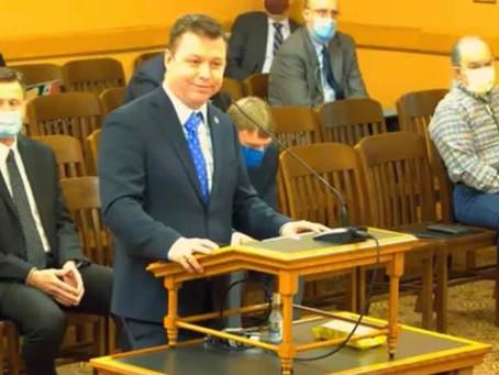 Sen. Jeff Pittman's 2021 Legislative Update #10