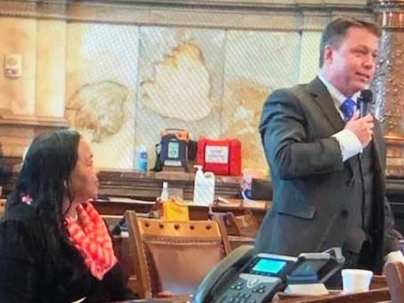Sen. Jeff Pittman's 2021 Legislative Update #6
