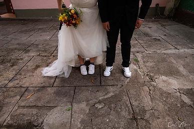 Yellow Umbrella Casamento Alternativo Te