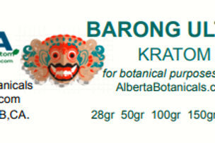BARONG ULTRA~Green Strain MitraSpec