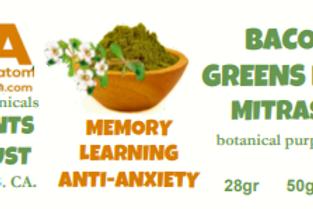 Bacopa Monnieri Green MitraSpec Blend