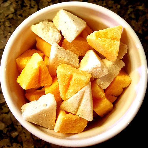 INFUSED~Indian Cane Sugar Triangles
