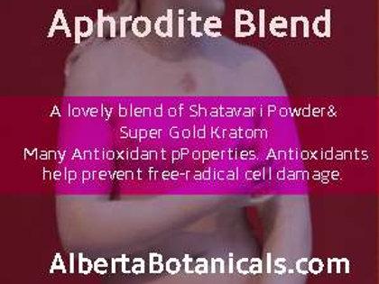 Aphrodite Blend~ Shatavari & Super Gold Kratom