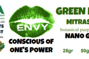 GREEN ENVY ULTRA~ NANO MitraSpec