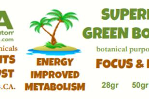 SUPERIOR GREEN BORNEO~ MitraSpec