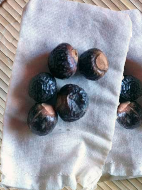 SOAP NUTS~NATURAL LAUNDRY