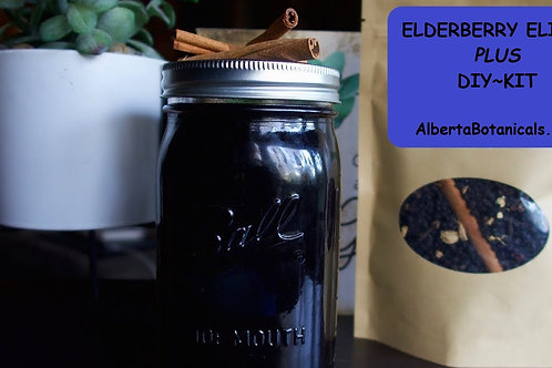 DIY-Elderberry Elixir Kit