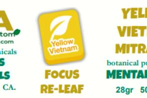 YELLOW VIETNAM~ MitraSpec