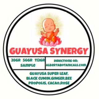 Guayusa Synergy ~ Loose Tea Blend