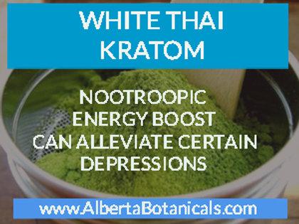 WHITE  THAI Kratom