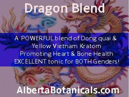Dragon Blend-Dong Quai+Yellow Kratom