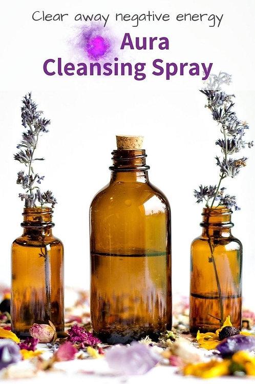 POSITIVE WAVES ~ Cleansing Aura Spray